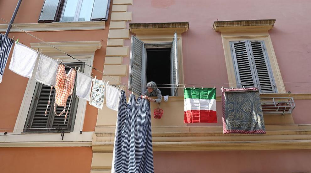 Италия удължава блокадата до 12 април