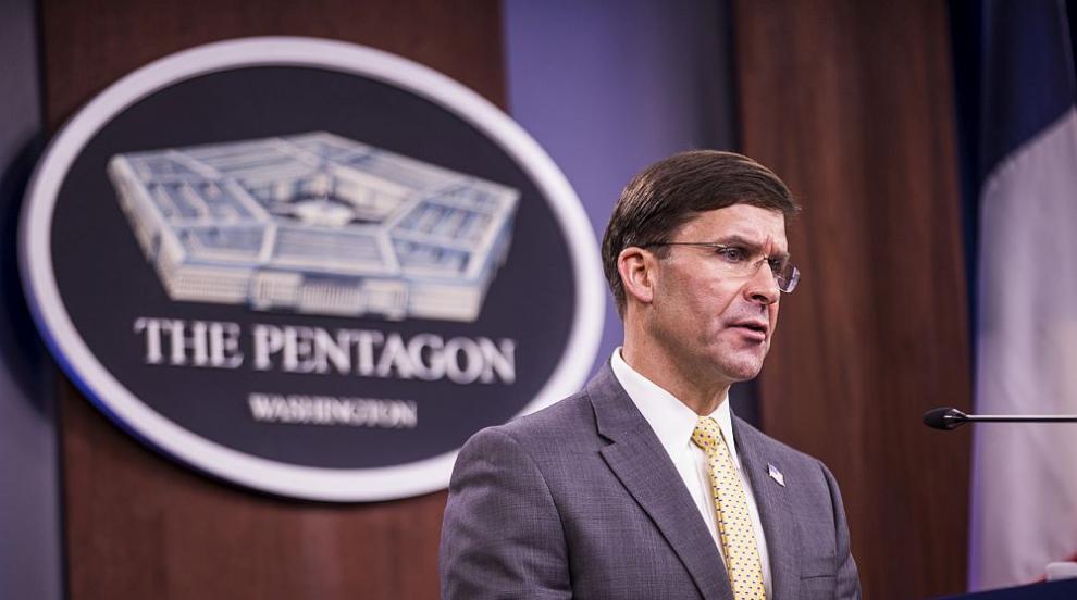 Пентагонът замразява всякакви движения на...