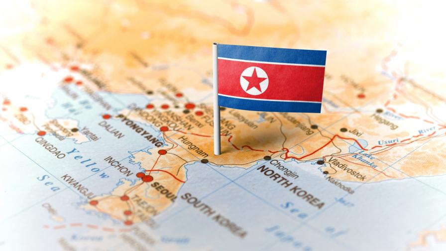 С какво Северна Корея заплаши Южна Корея?