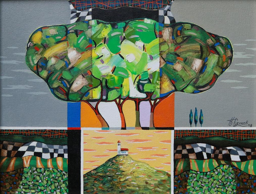 <p>Невидяно край пътя Изложба живопис от Неделчо Кучков в галерия &bdquo;ИКАР&rdquo;</p>