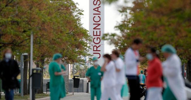Броят на починалите от коронавирус в Испания скочи до 4