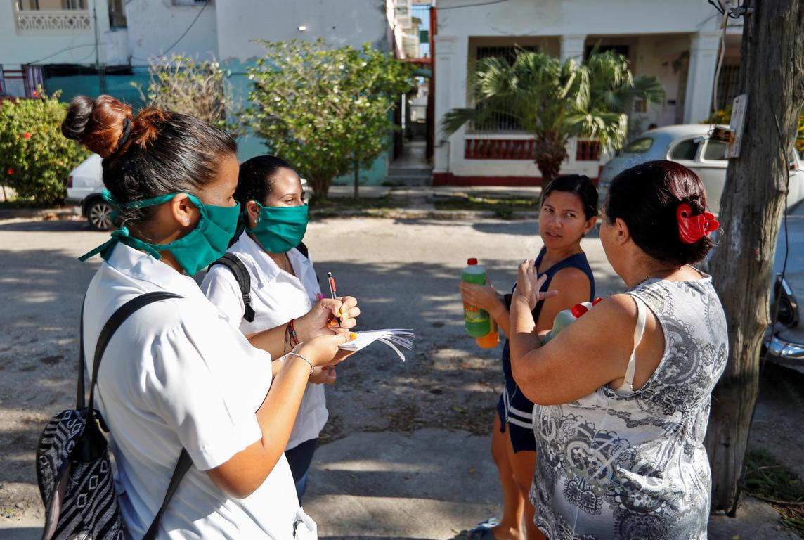 <p>Във вторник влезе в сила решението за частично затваряне на границата за един месец, тъй като в страната са регистрирани 57 случая на коронавирус, обяви в понеделник премиерът Мануел Мареро. От тях един е починал, а един човек е оздравял</p>