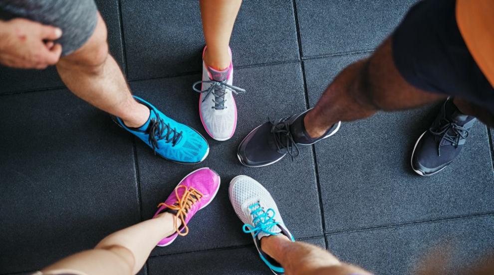 Ден на маратонката… вкъщи