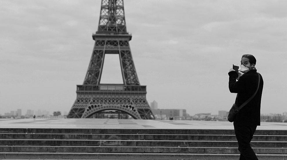 Франция пред пика на епидемията от коронавирус (ВИДЕО)