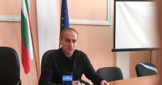Резултатите от тестовете за COVID-19 на кмета на Кюстендил -