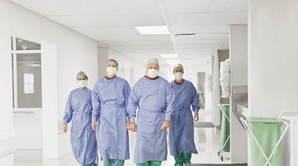 Невероятни заплати за медицински сестри в някои...