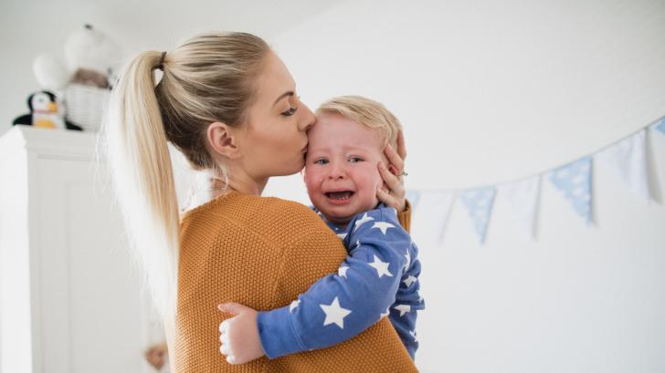 Как да предотвратим нервните изблици на детето?