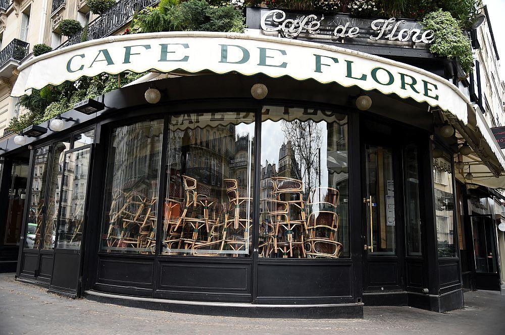 Призрачно: Париж е по-тих от всякога (ГАЛЕРИЯ)