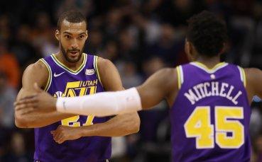 Първите двама заболели от коронавирус в НБА оздравяха