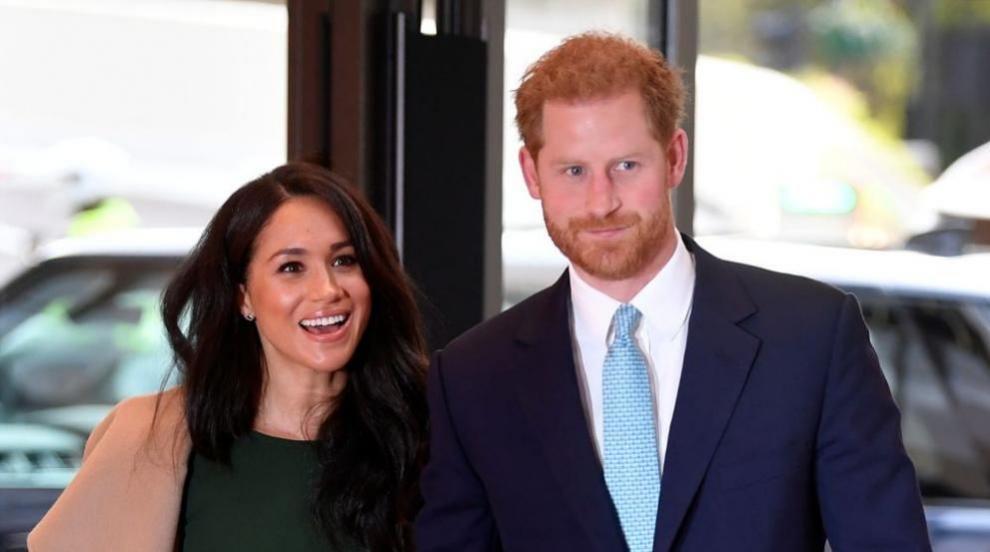 Хари и Меган се сбогуваха като кралски особи с...