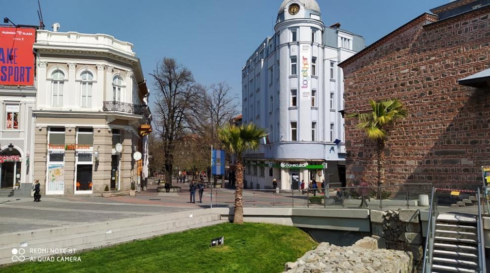 Пловдив затяга допълнително извънредните мерки...