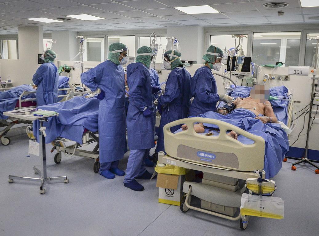 <p>101-годишен мъж от Римини беше изписан от болницата миналата седмица, след като победи COVID-19.</p>