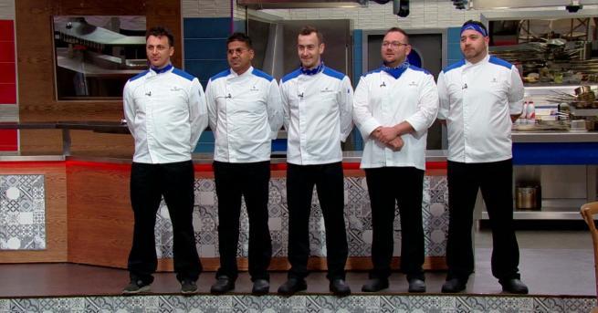 зрителите на горещото кулинарно шоу ще видят ново попълнение в