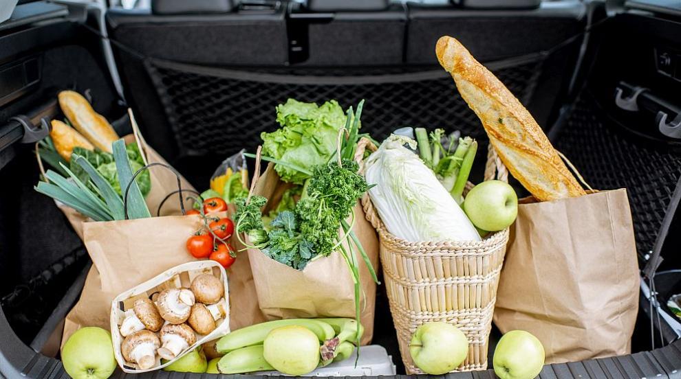 Община Видин получи дарение от хранителни продукти...
