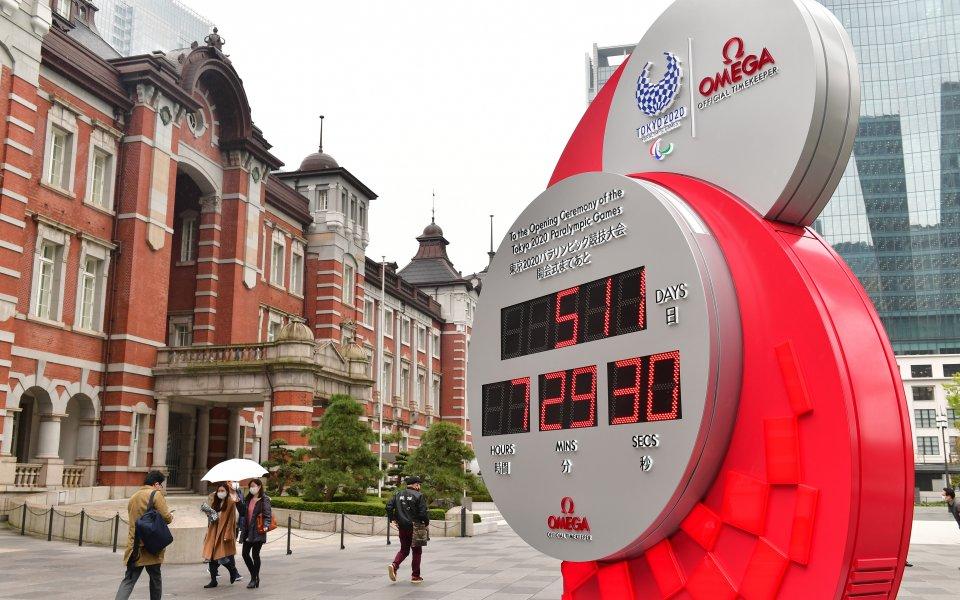 Часовете за обратно отброяване за Токио 2020 са възстановени, след