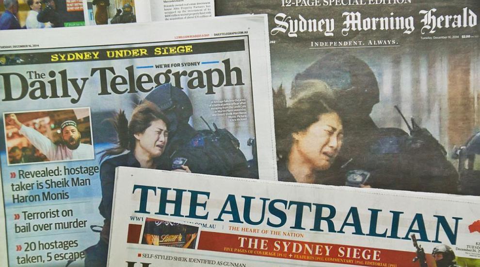 60 вестника в Австралия спряха да излизат заради...