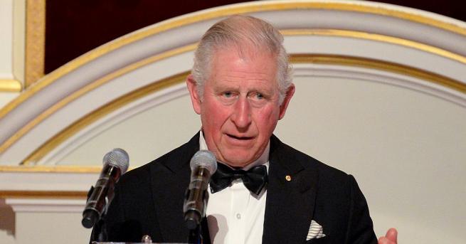 Принц Чарлз обсъди своята стресираща битка с коронавирусавъв видео, което