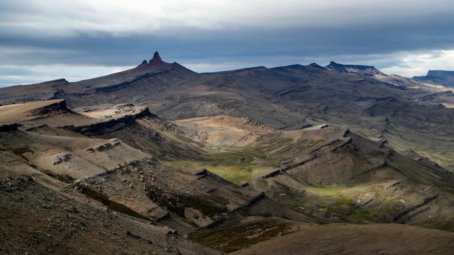Палеонтологична експедиция в Патагония, Чили
