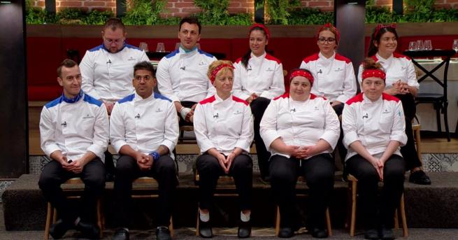 , в решаващия за седмицата епизод на горещото кулинарно състезание