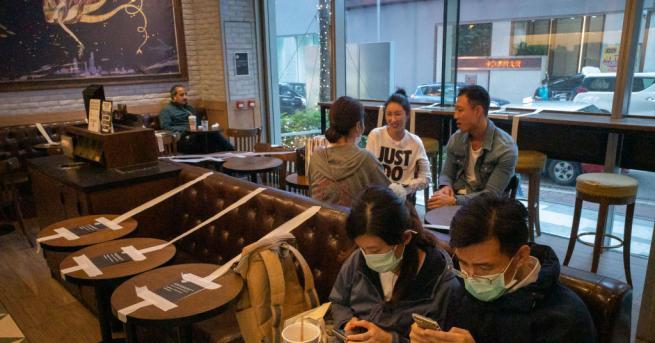 Тайланд съобщи за 103 нови случая на зараза с коронавируса