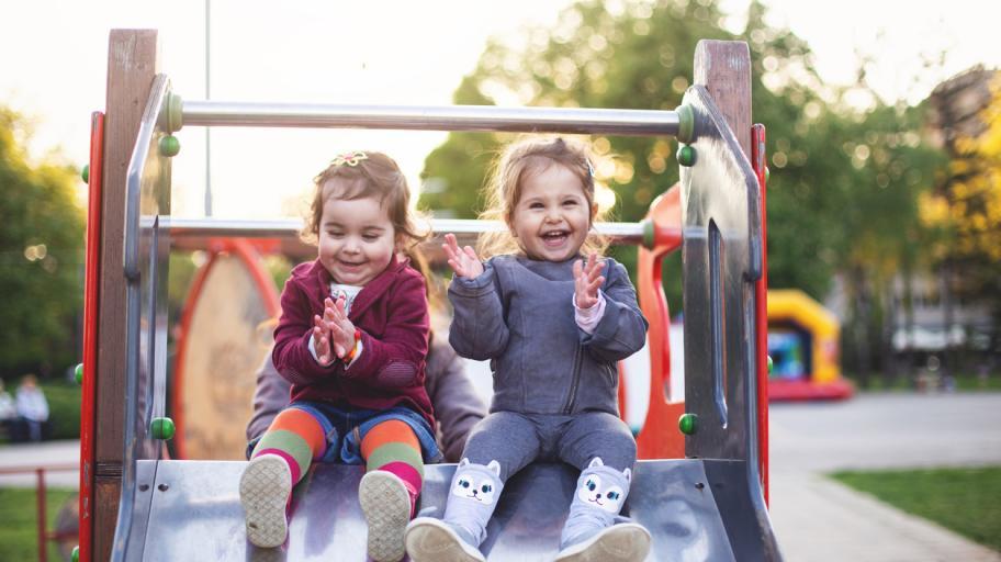 Как да се уверим, че детската площадка е безопасна за игра