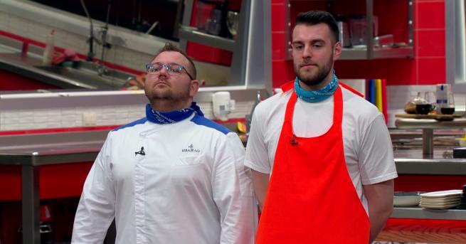 Любопитно Атанас победи Лука в кулинарния дуел за оцеляване в