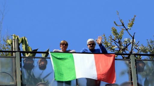 Италия: Пикът не е отминал