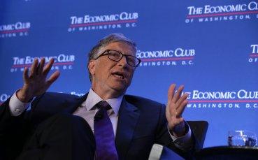 Бил Гейтс предупредил Рафа Надал какво се задава на хоризонта