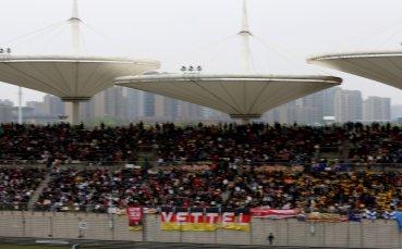 Пистата в Шанхай се готви за състезания през юни