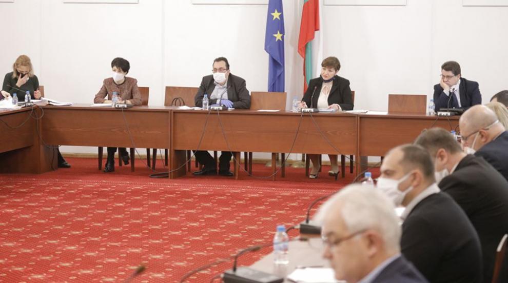 Правната комисия отхвърли ветото на Радев за кариерните бонуси във ВСС