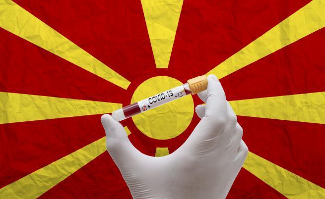 Взрив на коронавируса в Македония