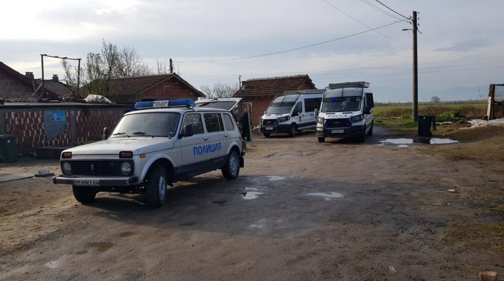 Шестима арестувани от пловдивската полиция при...