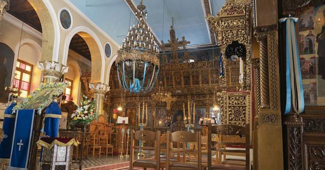 Всички религиозни обекти в Гърция ще бъдат затворени за посетители,