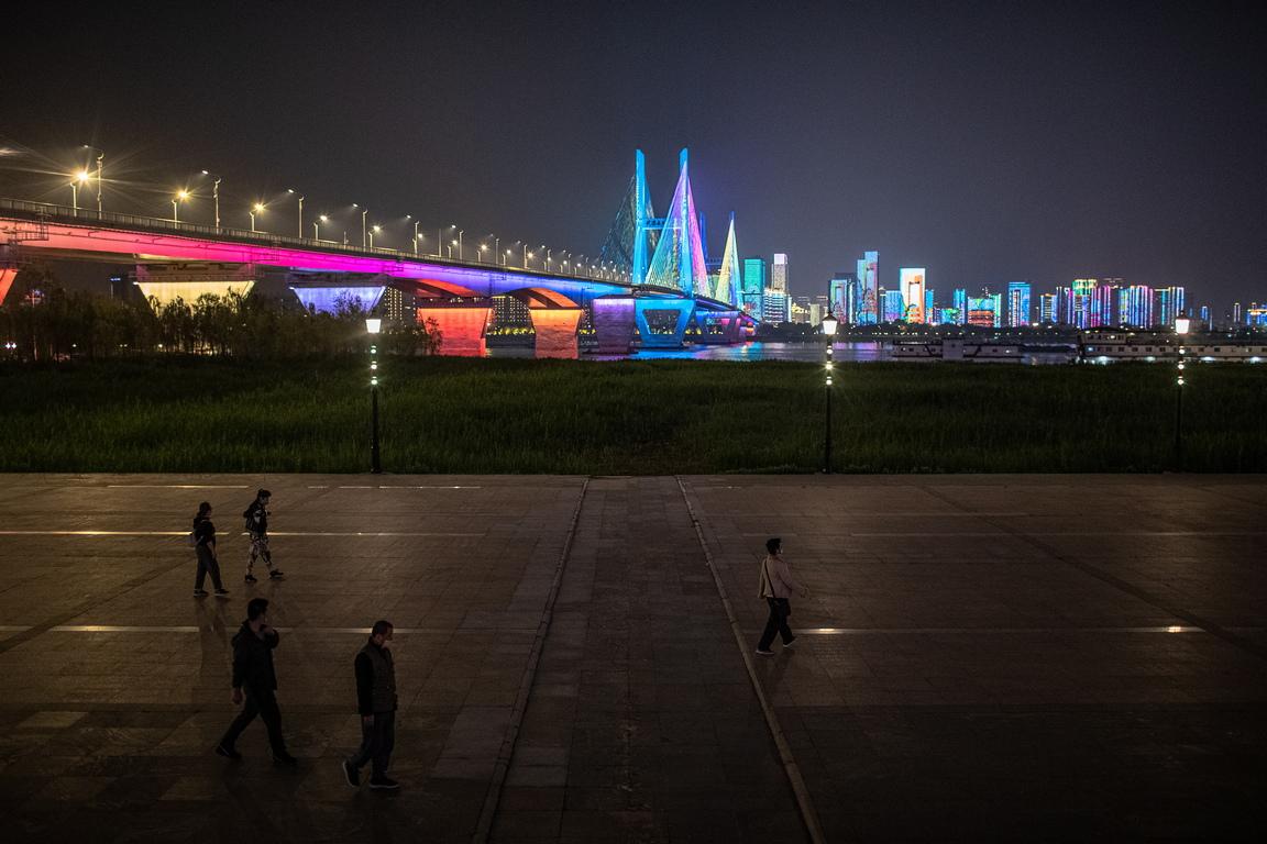 <p>Ухан, Китай</p>