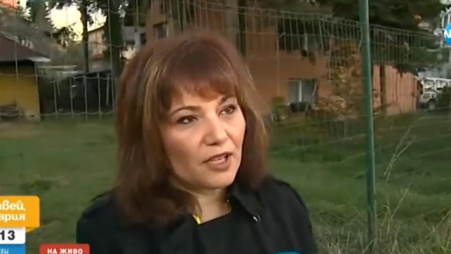 проф. Асена Стоименова, председателят на Българския фармацевтичен съюз