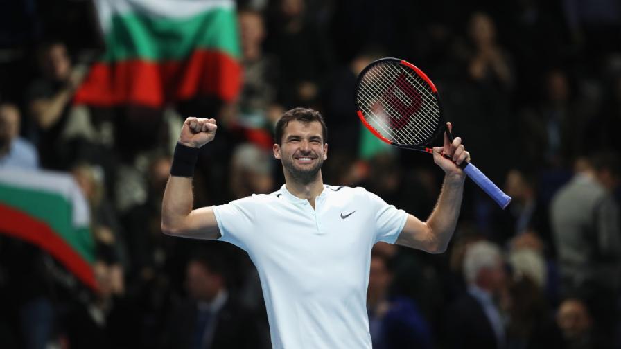 Григор Димитров: Липсваш ми, тенис!
