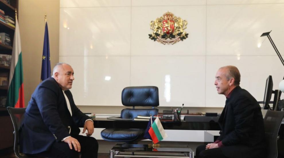 Борисов направи лична среща с Мангъров за разнобоя...