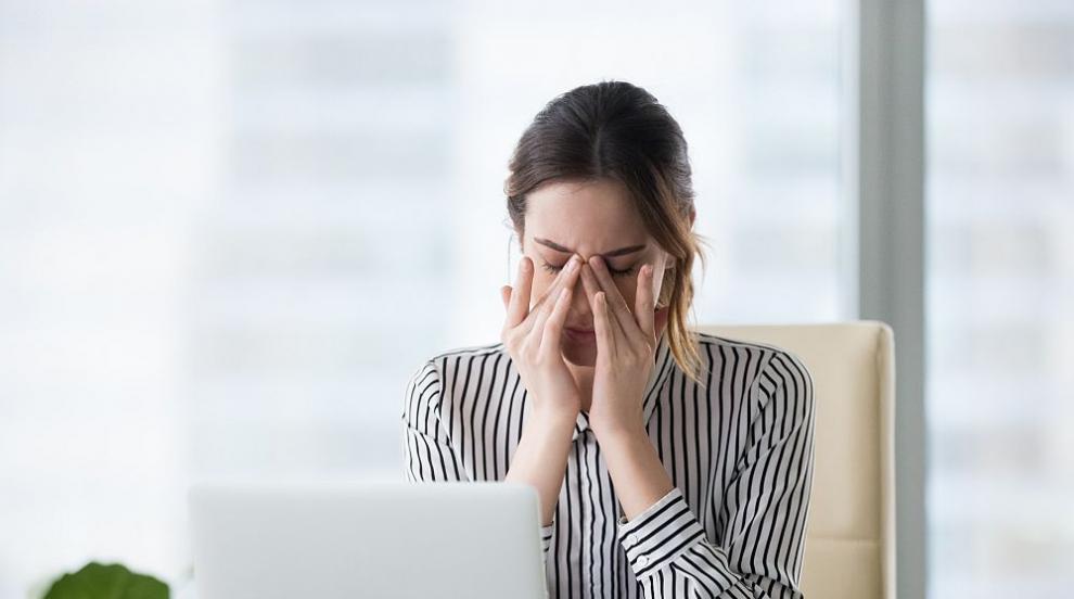 Как да помогнем на очите си, ако работим от компютъра...