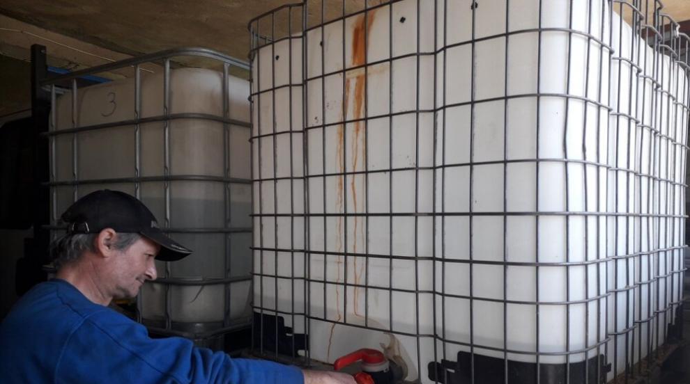 1,5 тона спирт раздават на болници и поликлиники във...
