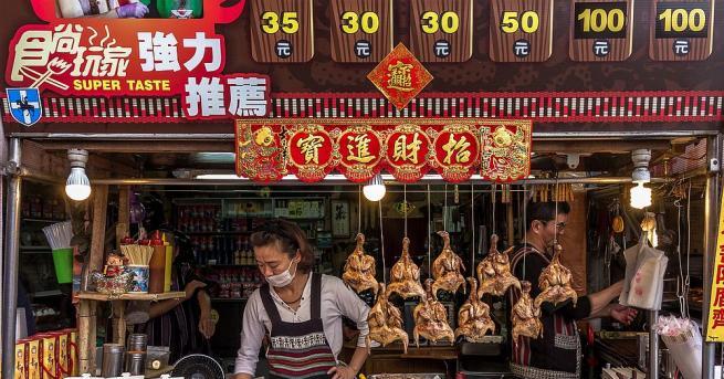В Китай обичат да похапват кучешко месо, а