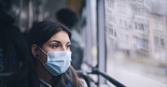 Италианка, която се повозила 4 часа в автобус, за да