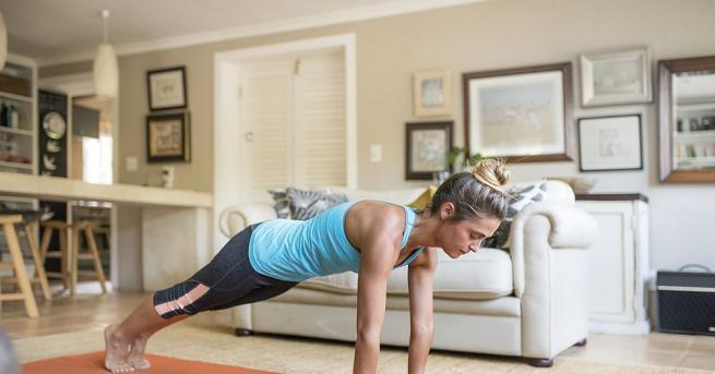 Липсата на физическа активност ще се отрази не само върху