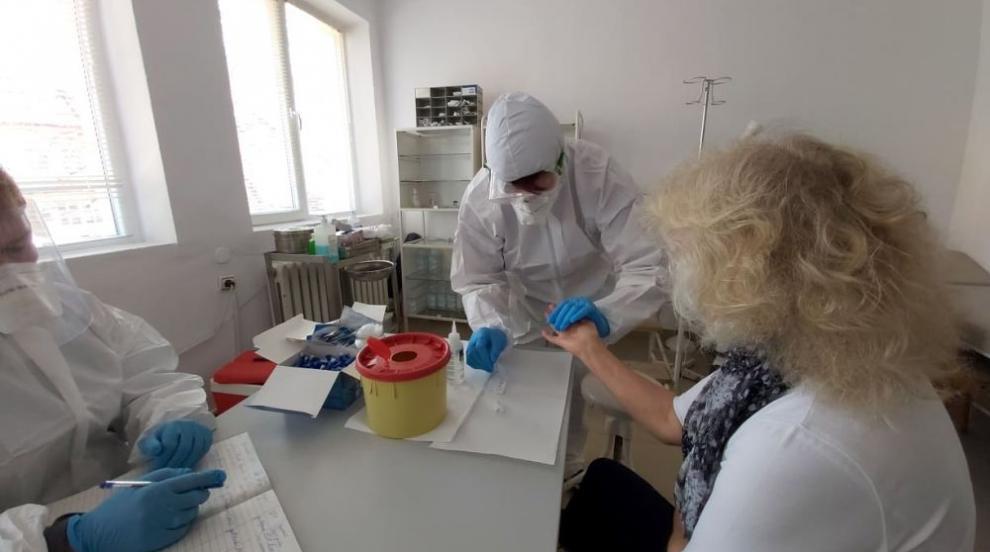 13 положителни проби за COVID-19 в Банско след...