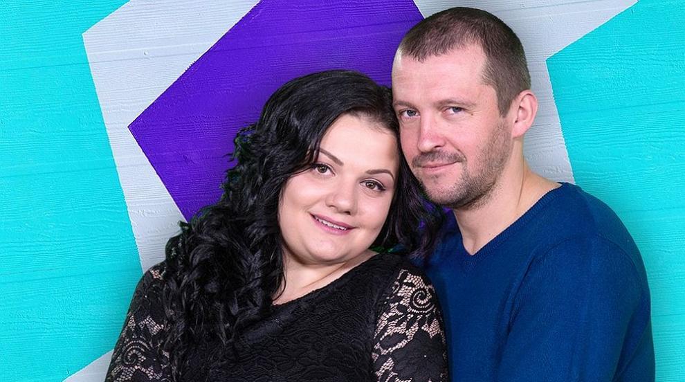 Симона и Велислав са шестата двойка, която напусна...
