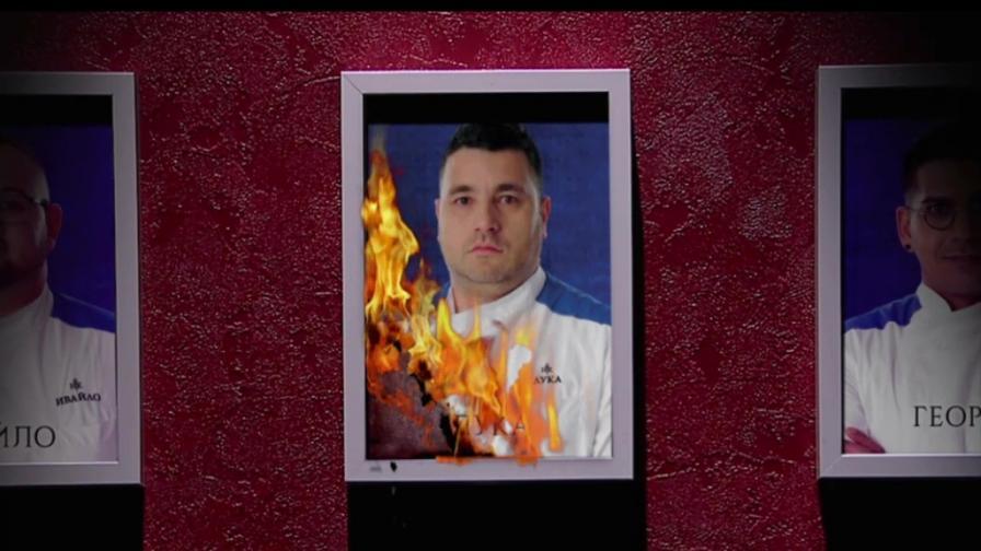 Лука Михов: Не успях да покажа, че аз съм най-добрият готвач