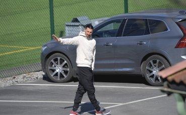 Милан успокои феновете: Контузията на Златан не е сериозна