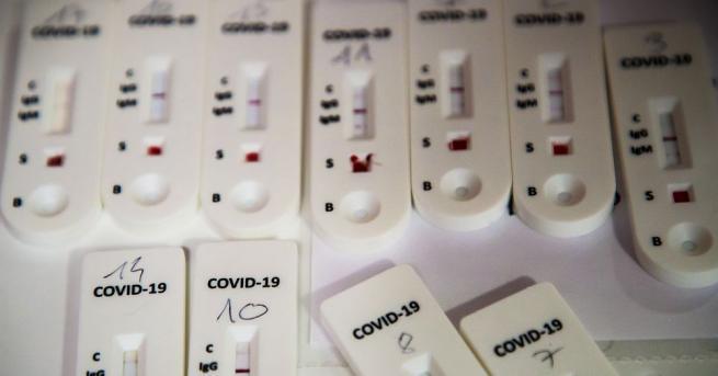 Пет са новите случаи на заразени с кронавирус от Паничерево,