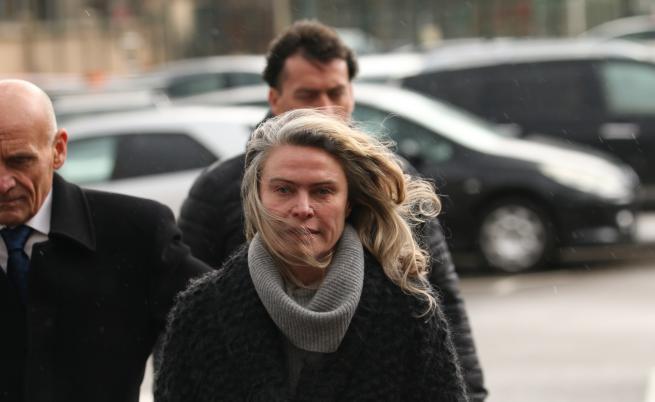 Жената на Васил Божков и бившата му секретарка остават в ареста