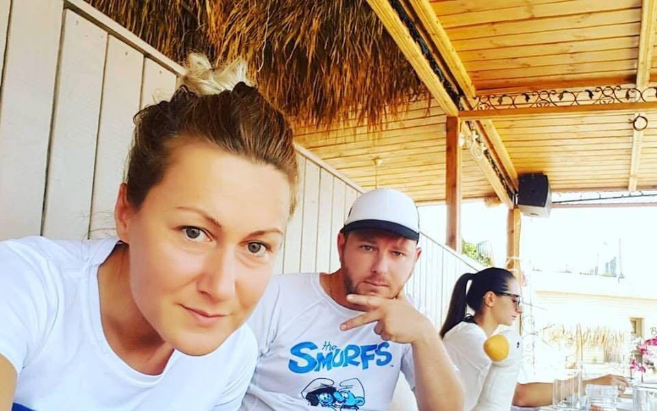Трикратната европейска шампионка при дамите Екатерина Стратиева и нейният навигатор