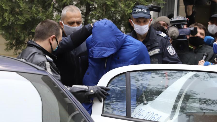 <p>Обвиненият в убийството на Милен Цветков остава в ареста</p>
